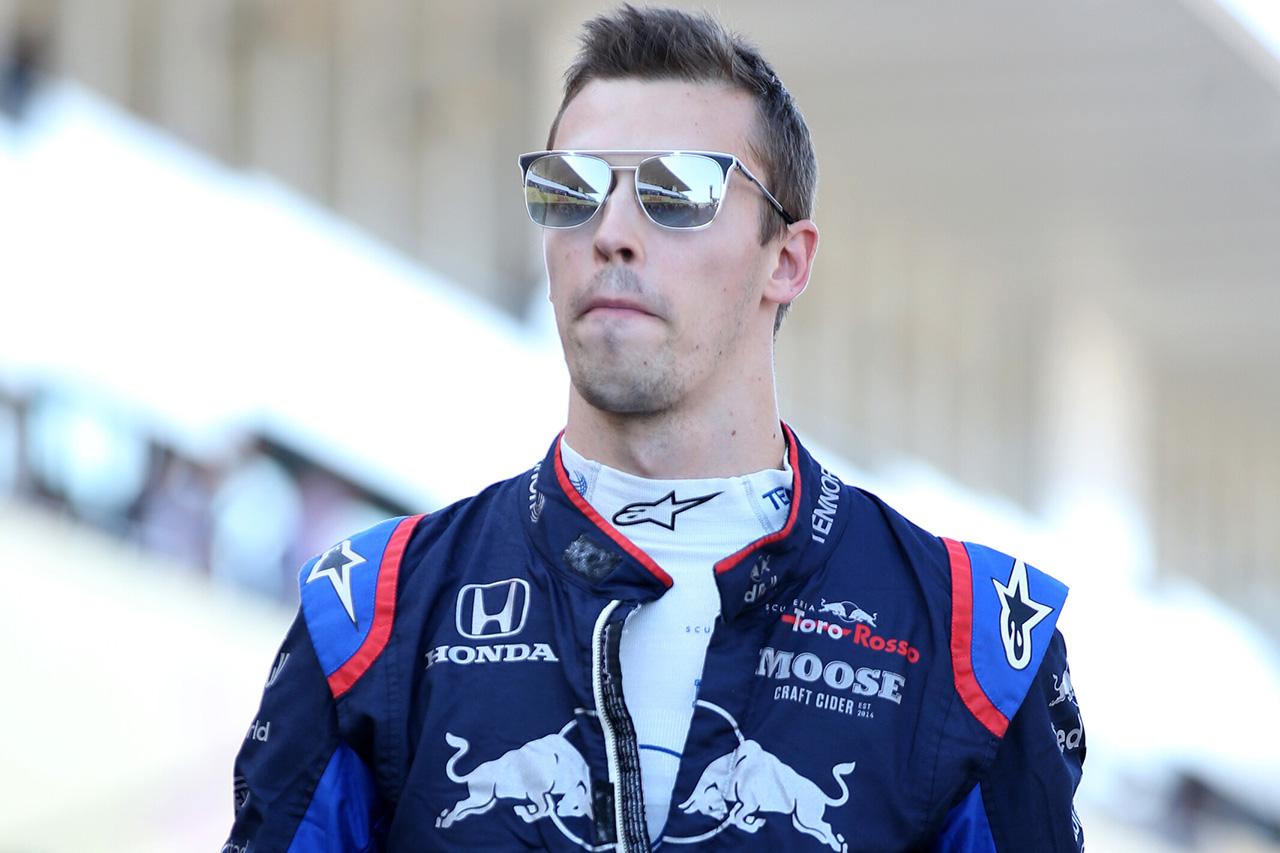 ダニール・クビアト 「14番手スタートだったので苦戦を覚悟していた」 / トロロッソ・ホンダ F1日本GP 決勝