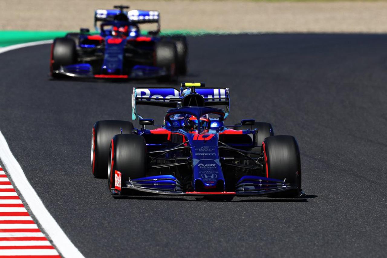 【F1日本GP】 予選Q2 結果