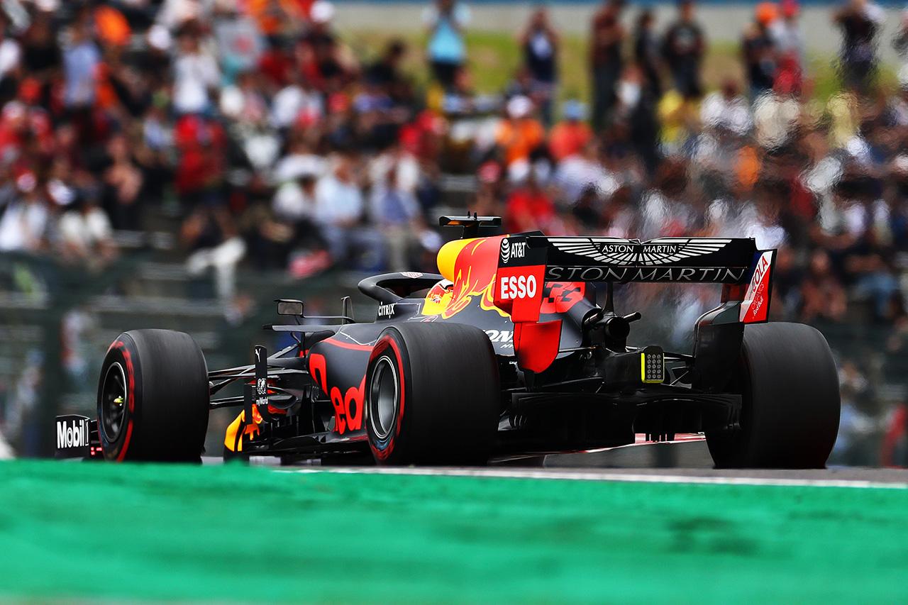 レッドブル・ホンダ 「ボッタスとは同レベルだがハミルトンは速すぎる」 / F1日本GP