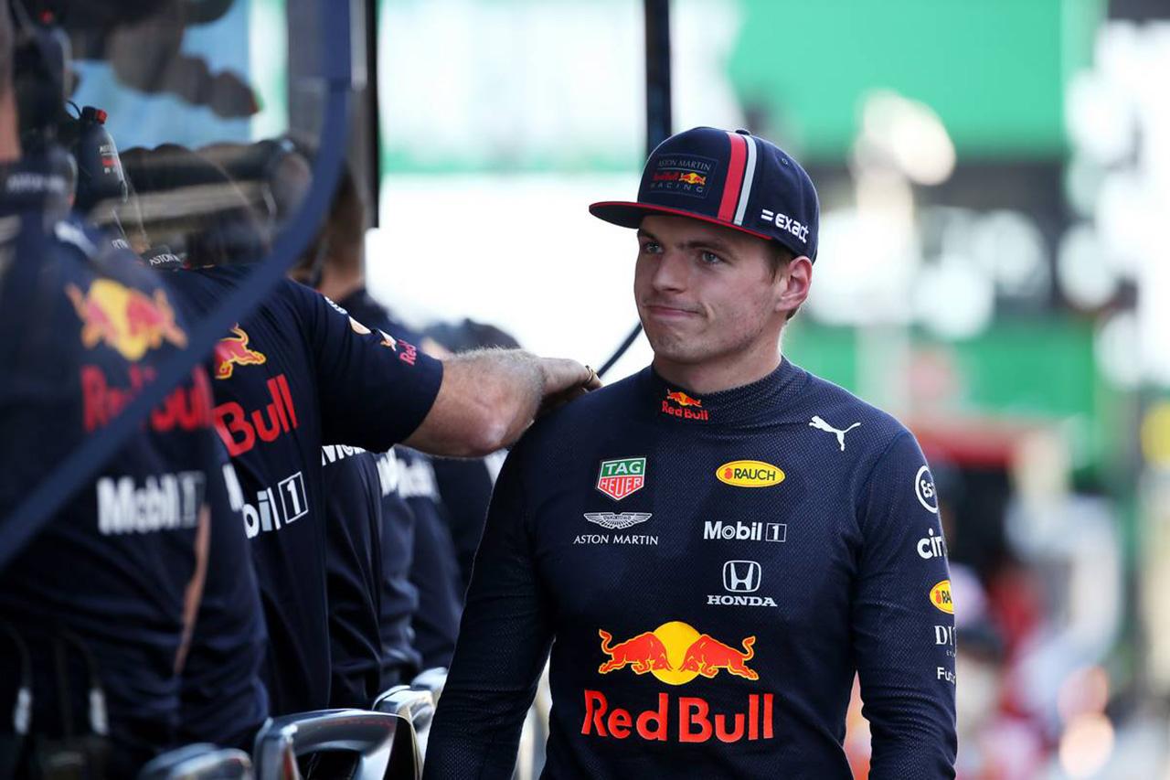 マックス・フェルスタッペン 「鈴鹿のファンを思うと残念でならない」 / レッドブル・ホンダ F1日本GP 決勝