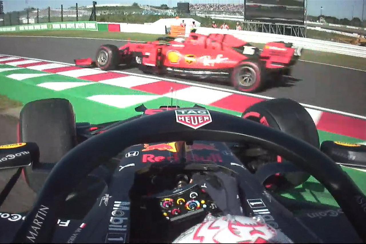 【動画】 マックス・フェルスタッペンとシャルル・ルクレールの接触 / F1日本GP 決勝