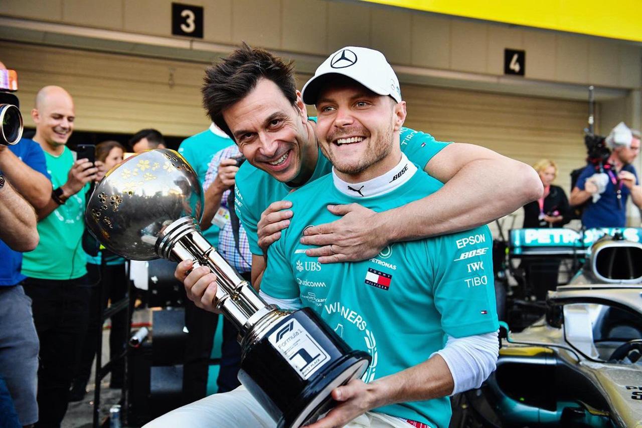 バルテリ・ボッタス、鈴鹿初勝利 「このトラックがさらに好きになった」 / F1日本GP
