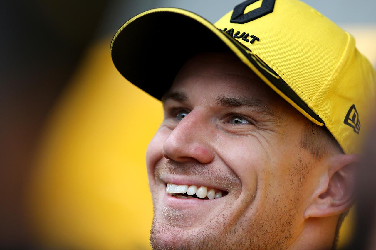 ニコ・ヒュルケンベルグ 「チームのためにダブル入賞を達成できて嬉しい」 / F1日本GP 決勝