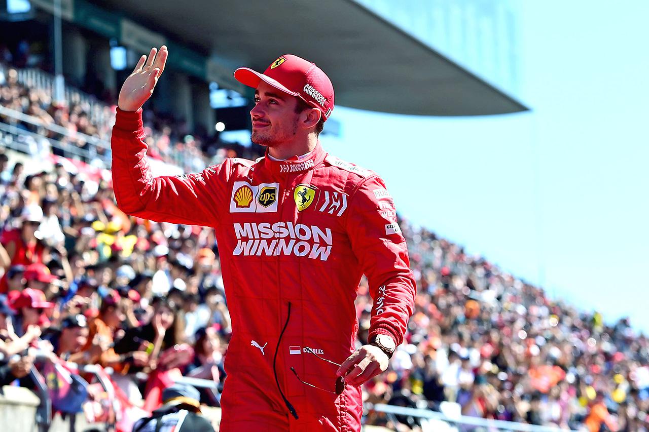 シャルル・ルクレール、接触とペナルティ「全体を通して難しい週末」 / F1日本GP 決勝