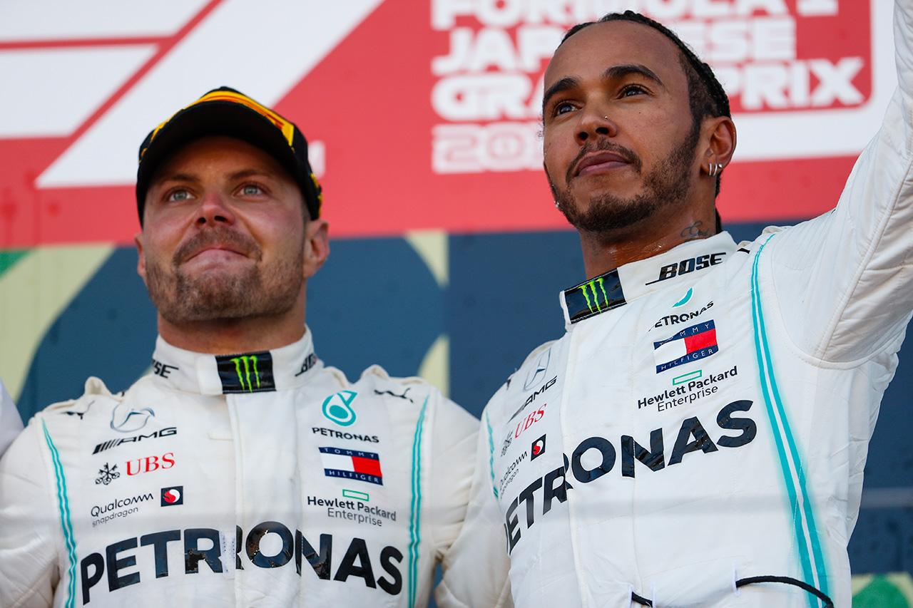 ルイス・ハミルトン 「もっと良いガイダンスがあれば自分が勝っていた」 / F1日本GP