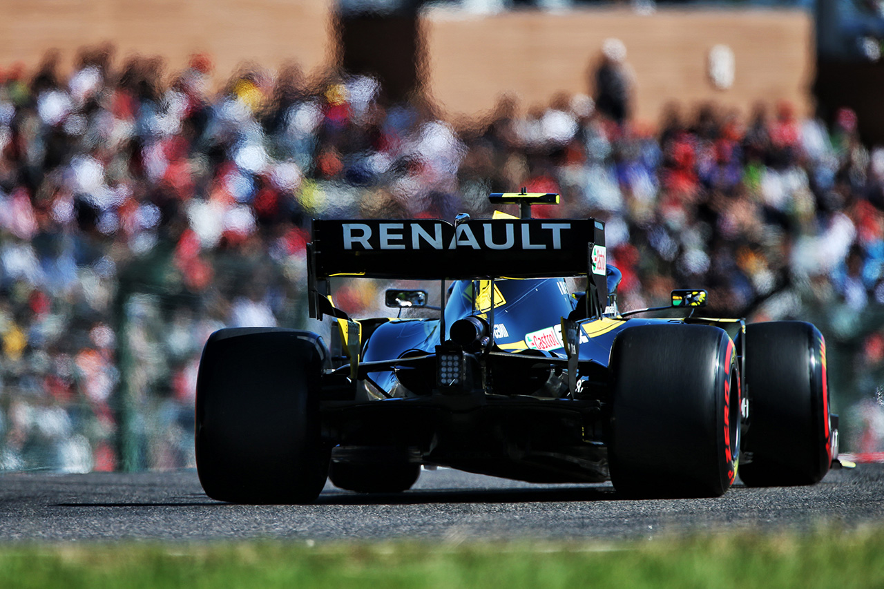 レーシング・ポイント、ルノーのF1マシンに異議申し立て / F1日本GP