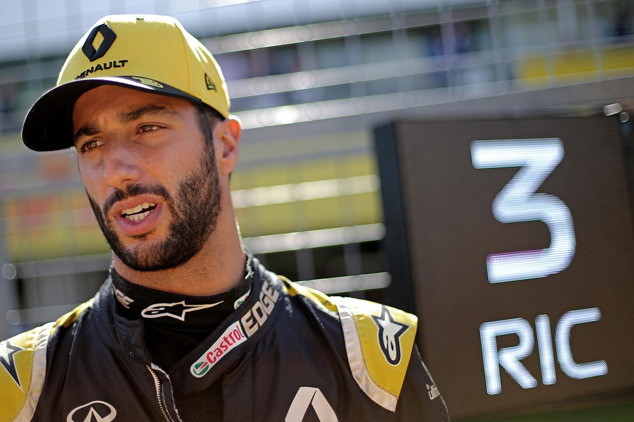 ダニエル・リカルド、6位に昇格 「チームにふさわしい結果」 / F1日本GP 決勝