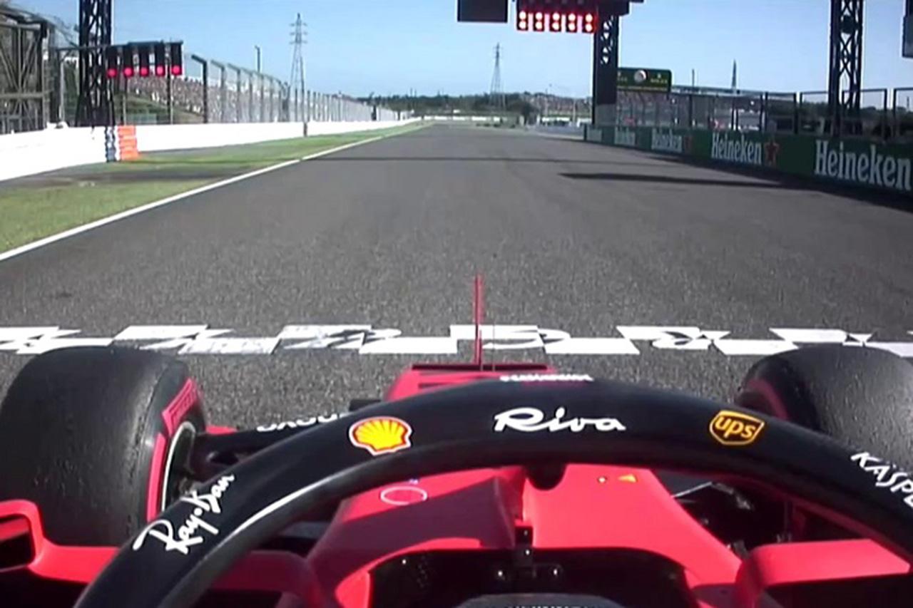 "F1レースディレクター、ベッテルのスタートは""許容範囲""と改めて主張"