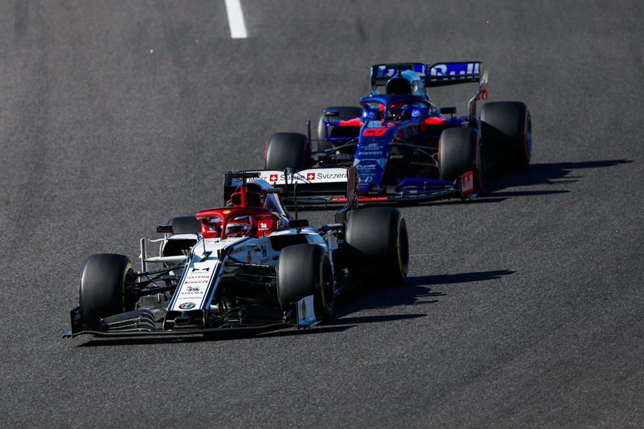 アルファロメオ・レーシング:2019年 F1日本GP 決勝レポート