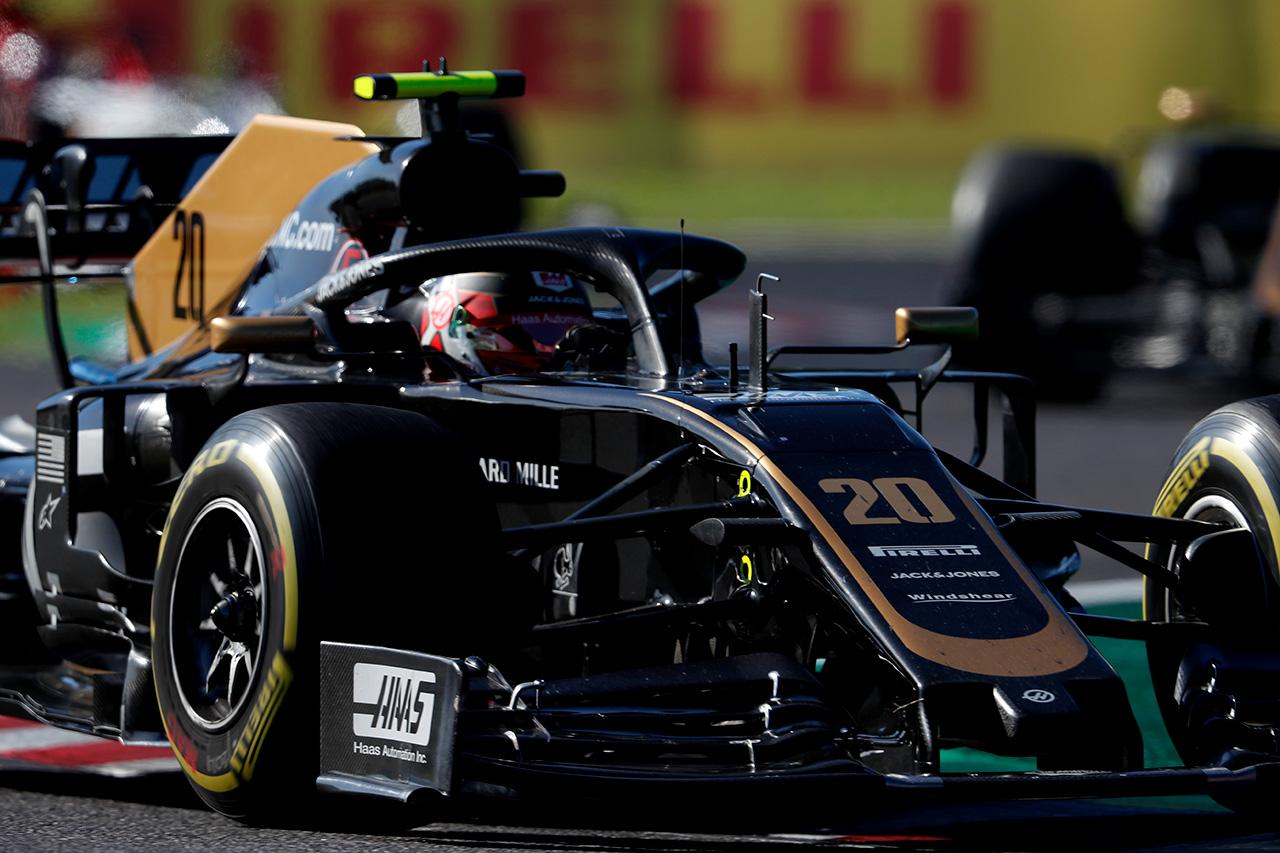 ハースF1チーム:2019年 F1日本GP 決勝レポート
