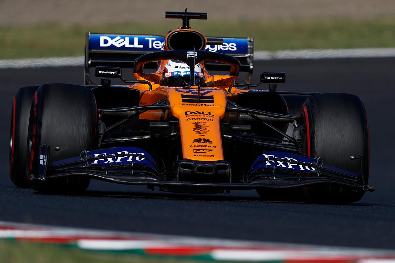 マクラーレン:2019年 F1日本GP 決勝レポート