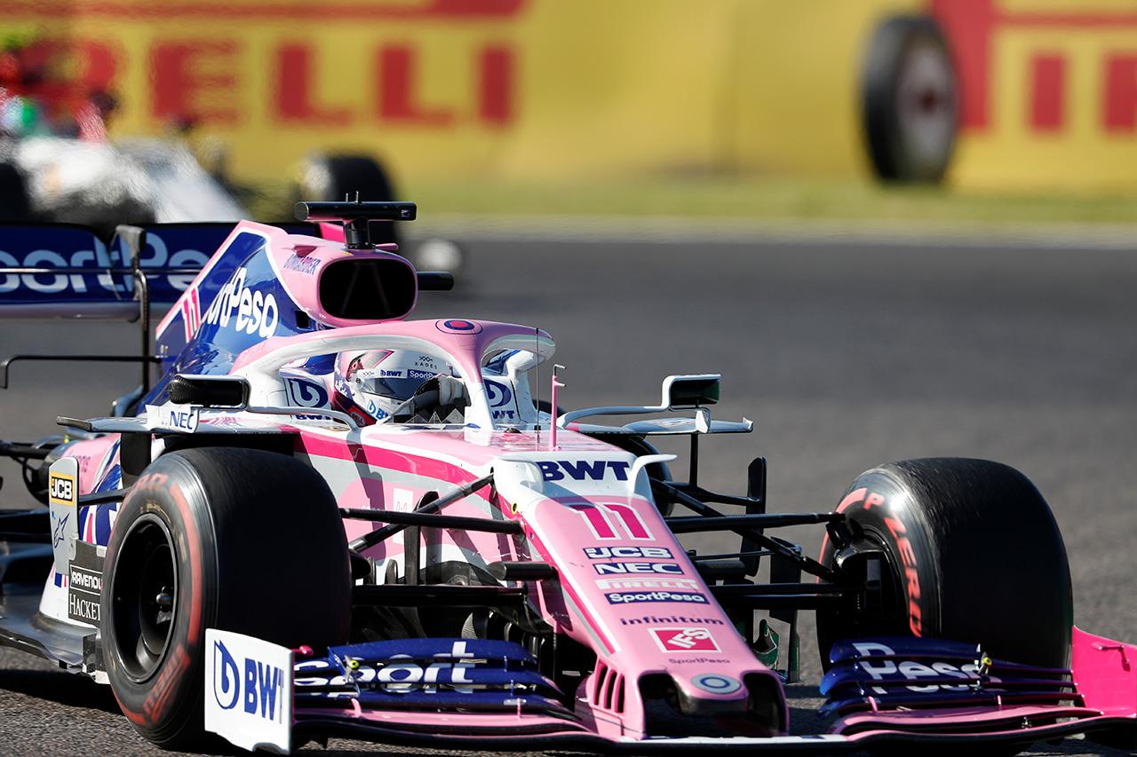 レーシングポイント:2019年 F1日本GP 決勝レポート