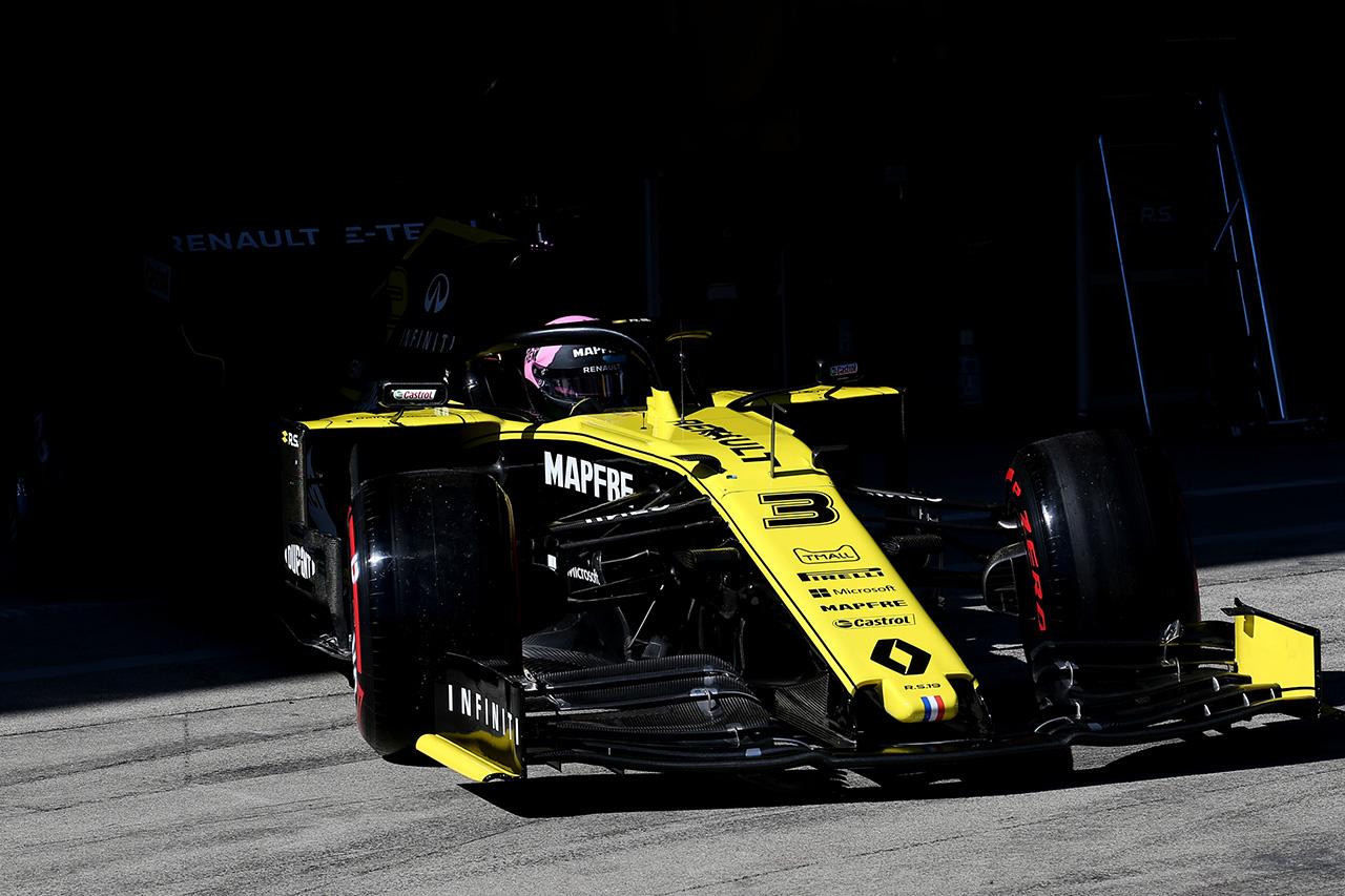 FIA、異議申し立てを受けてルノーのF1マシンのパーツを押収