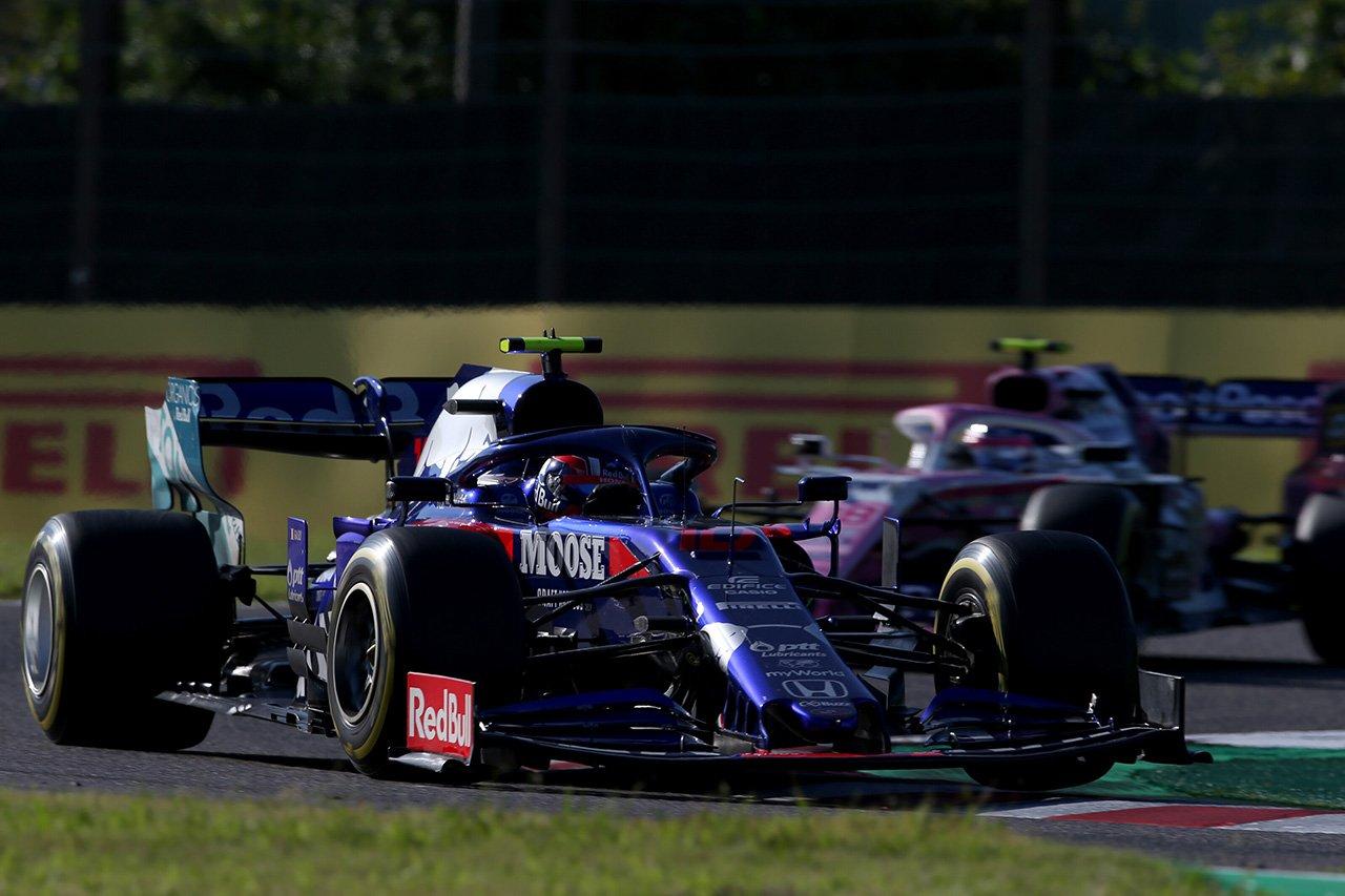 トロロッソ・ホンダ、レーシングポイントとの差をさらに2ポイント拡大 / F1日本GP
