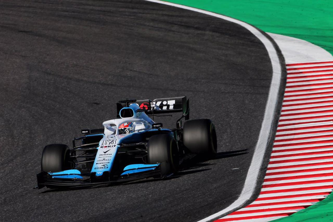 ウィリアムズ:2019年 F1日本GP 決勝レポート
