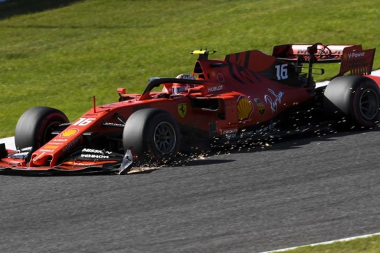 FIA、シャルル・ルクレールの10秒ペナルティの声明で記載ミス