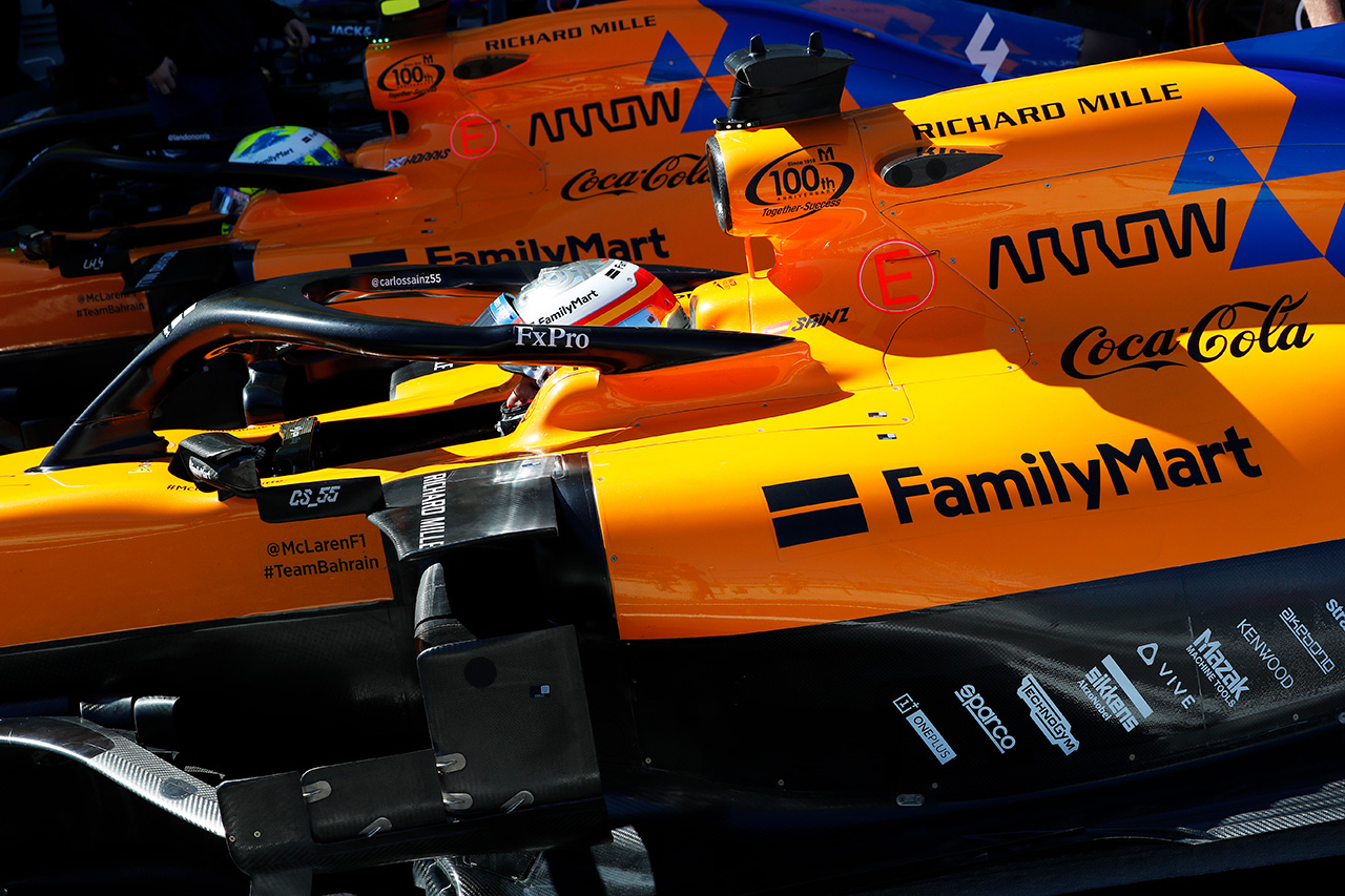 マクラーレン、F1テレビ中継での露出不足に不満「F1経営陣と協議」