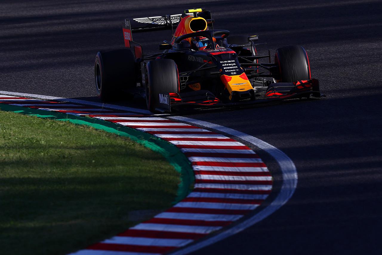 F1 レッドブル・ホンダ、鈴鹿で惨敗 「ライバルの強さを見せつけられた」