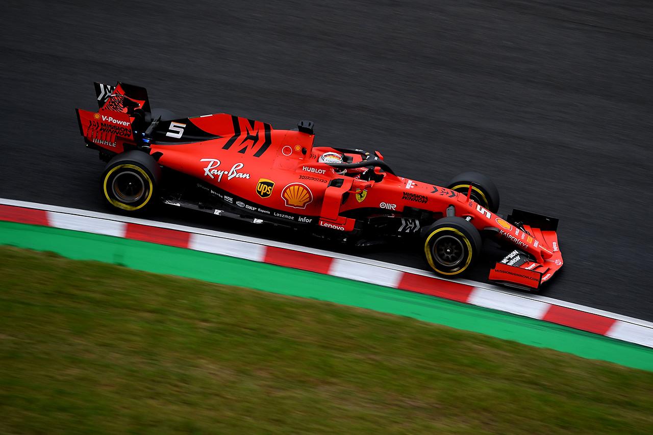 フェラーリ、インタークーラーのオイルからF1エンジンパワーを捻出?