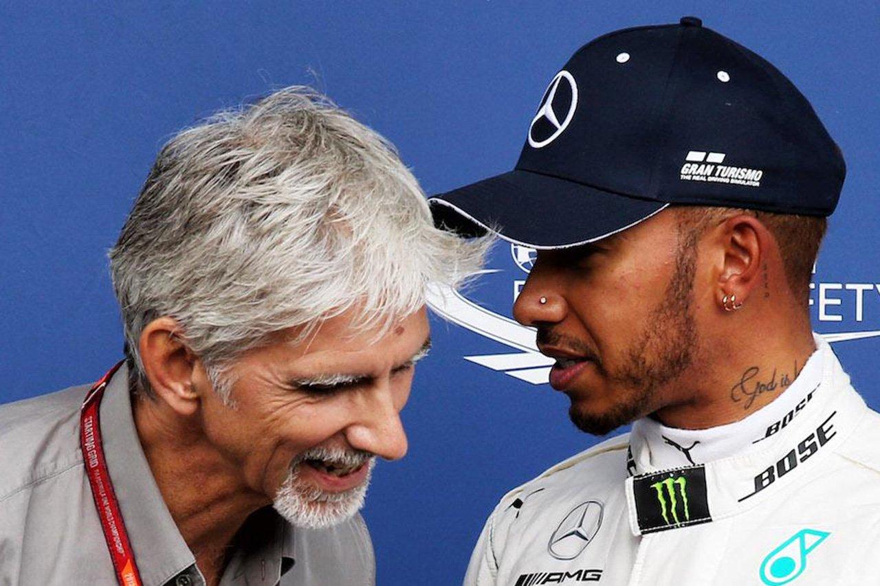 デイモン・ヒル「ハミルトンは英国が生んだ最も偉大なF1ドライバー」