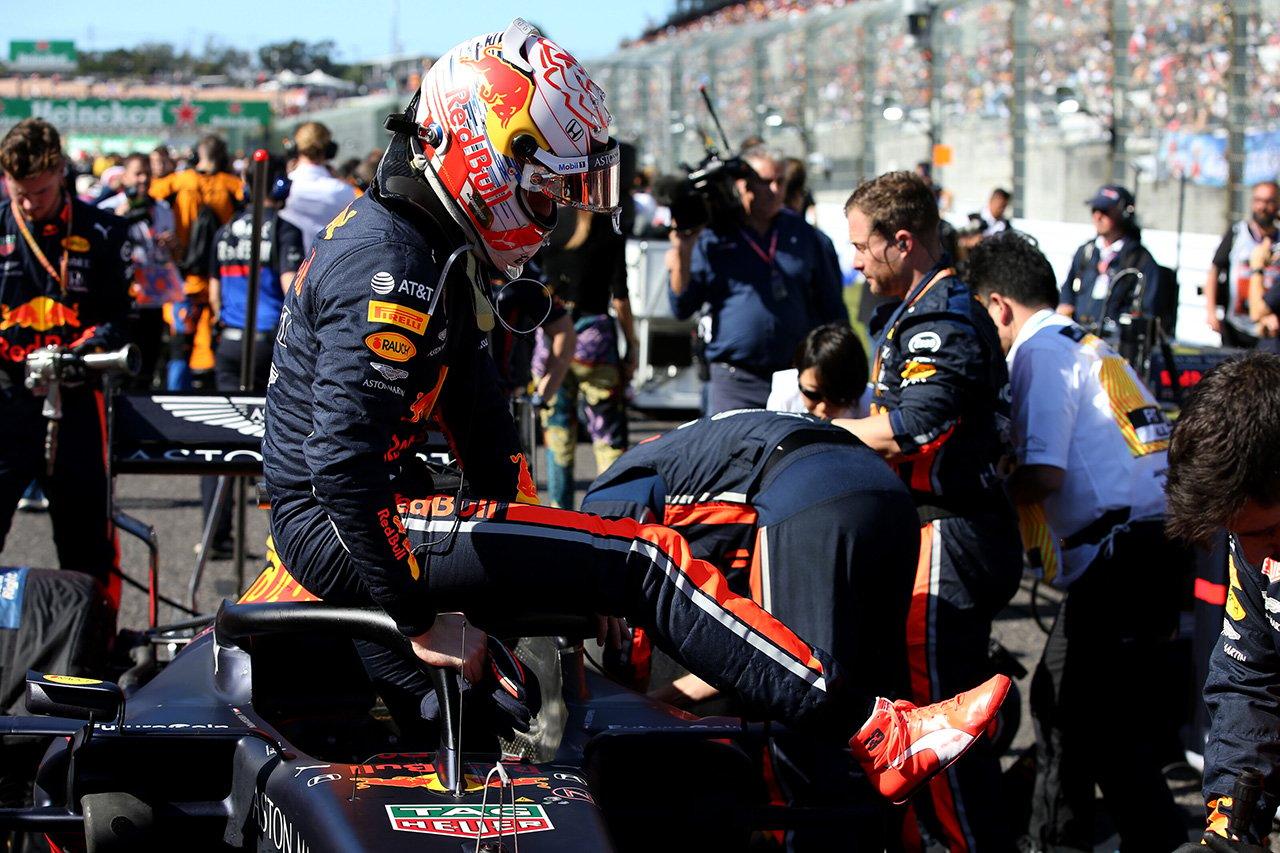 フェルスタッペン 「レッドブル・ホンダはフェラーリほど改善していない」