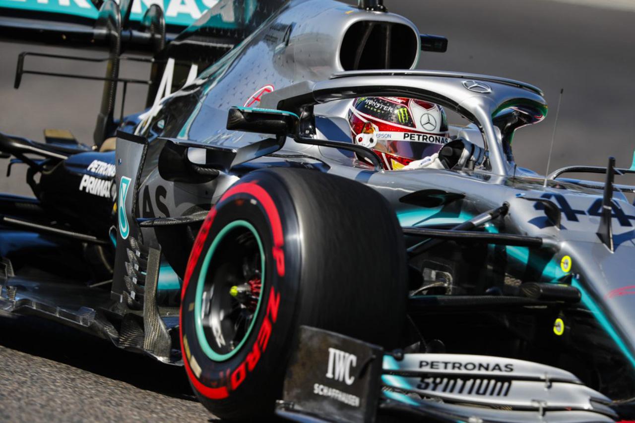 メルセデスF1 「ハミルトンの2ストップはタイヤに基づいた判断」 / F1日本GP