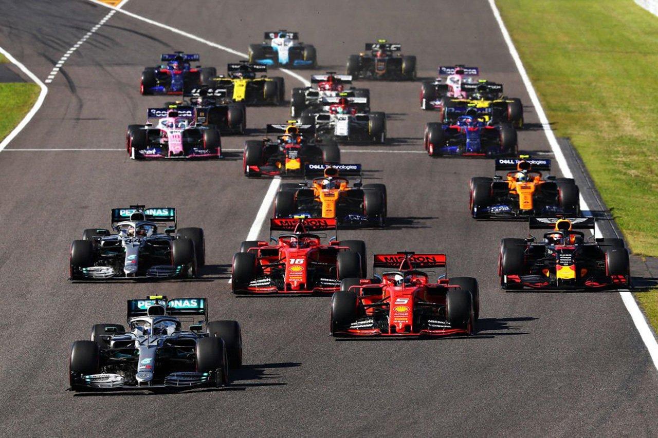 「カ ・ ハ ッ キ ネ ン「 2020 年 の F1 世界 選手 権 は 大 い 期待 で る 」