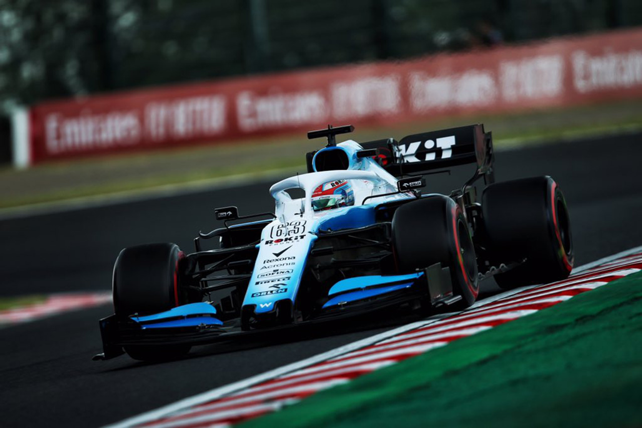 ジョージ・ラッセル、無線で悲痛な叫び「このブレーキでは続行できない」 / ウィリアムズF1チーム