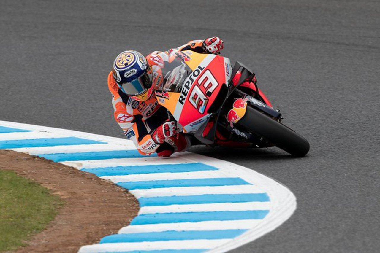 MotoGP | 第16戦 日本GP 結果:マルク・マルケスが独走で今季10勝目