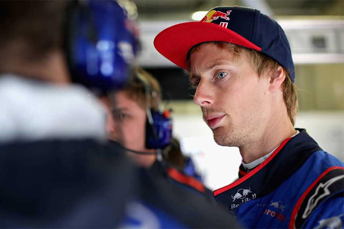 ブレンドン・ハートレー 「F1での1年間は僕を強くした」
