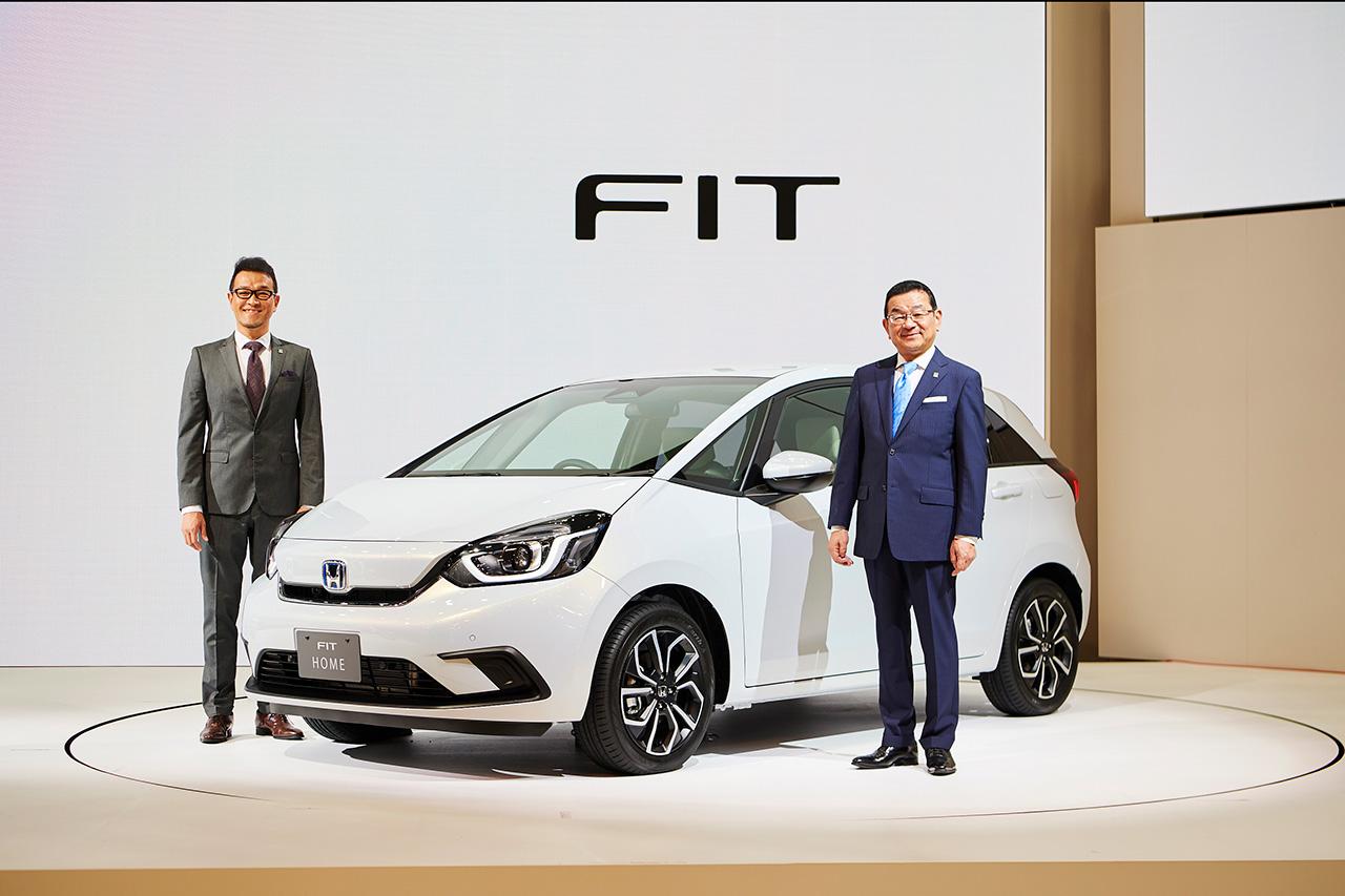ホンダ 新型フィットを東京モーターショー2019で世界初公開