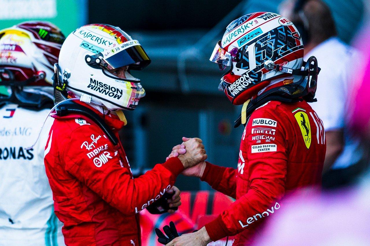 アラン・プロスト 「フェラーリは2020年に難しいドライバー問題を抱える」