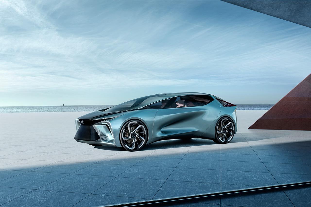 レクサス、電動化を象徴するコンセプトカー「LF-30 Electrified」を公開