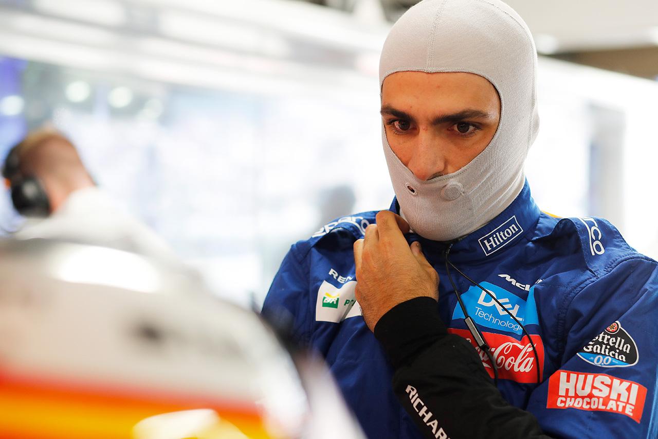 カルロス・サインツ 「ドライバーズ選手権6位はモチベーションになる」