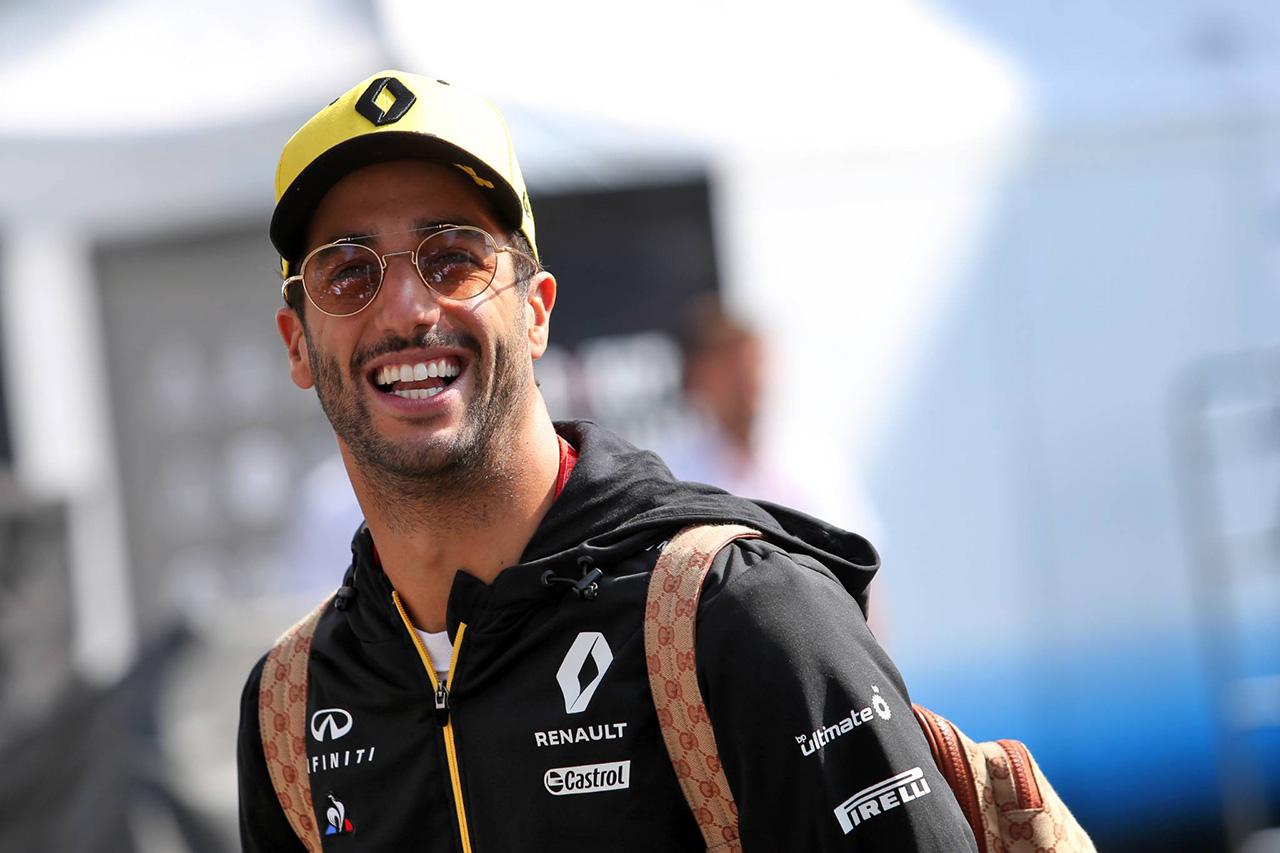 ダニエル・リカルド 「F1日本GP失格はルノーにモチベーションを与える」
