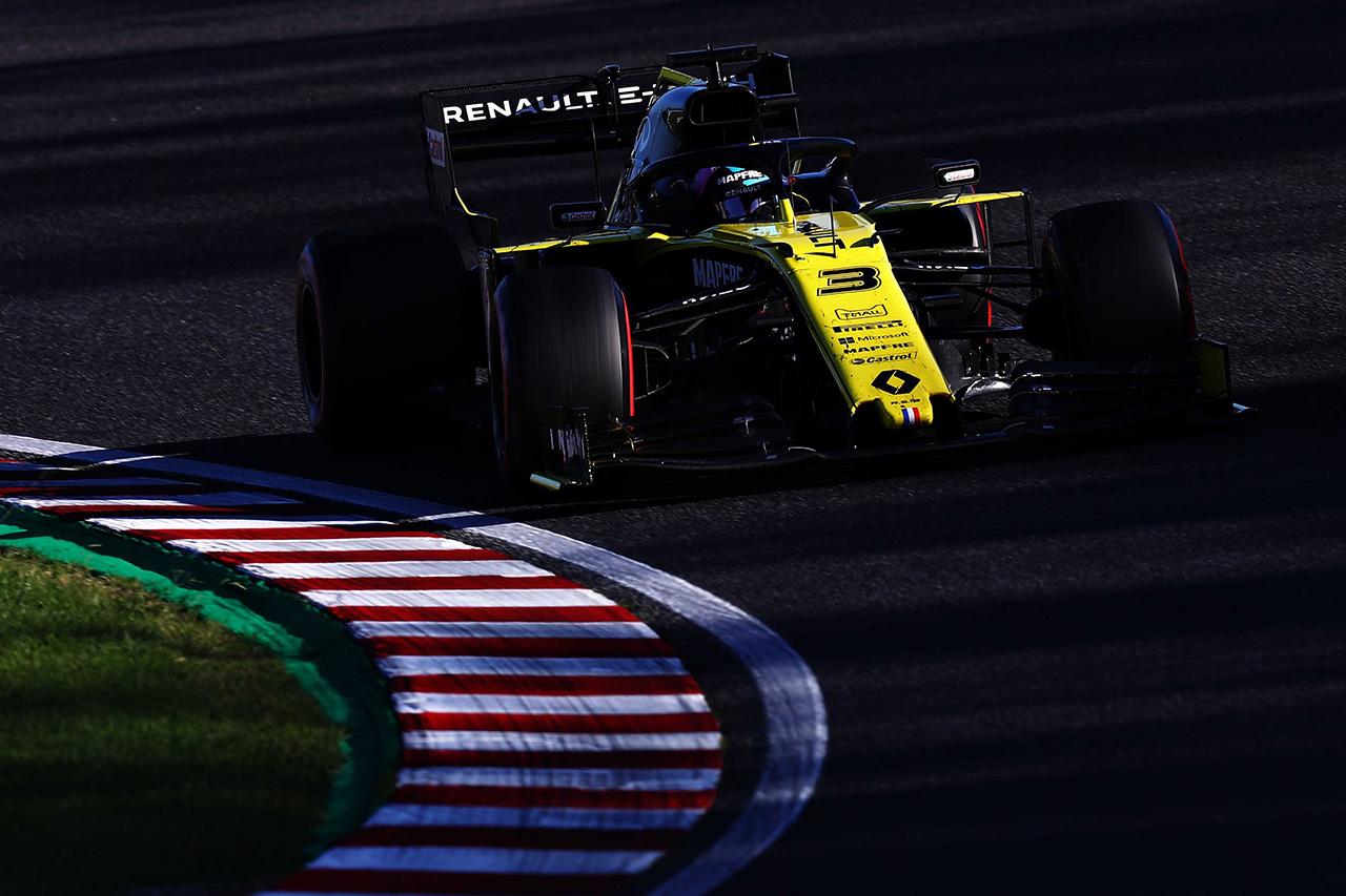 ルノー、F1日本GP失格を控訴せず「不毛な議論に労力を費やしたくない」