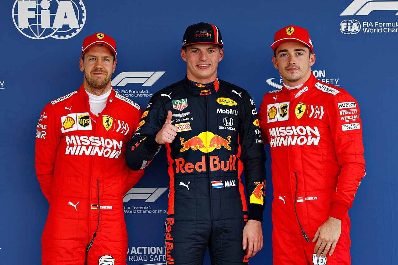 F1 メキシコGP 予選