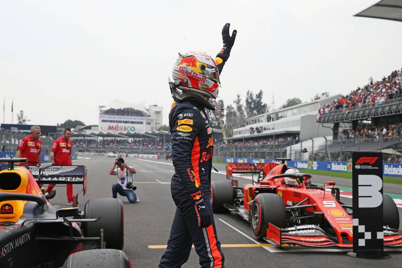 2019年 F1メキシコGP 決勝