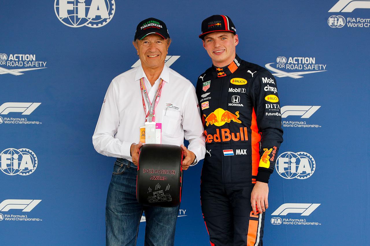 F1メキシコGP 決勝