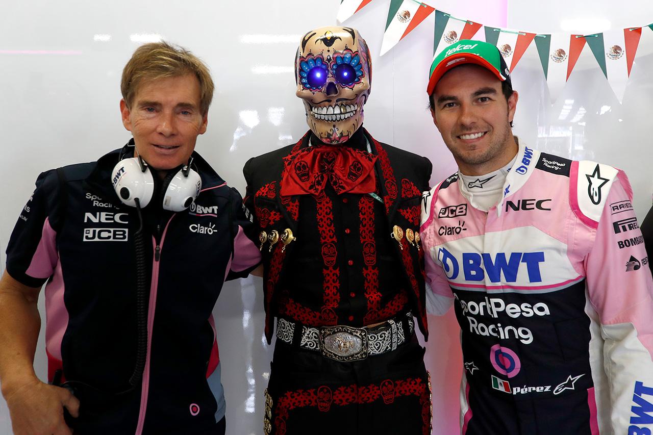 F1メキシコGP 予選