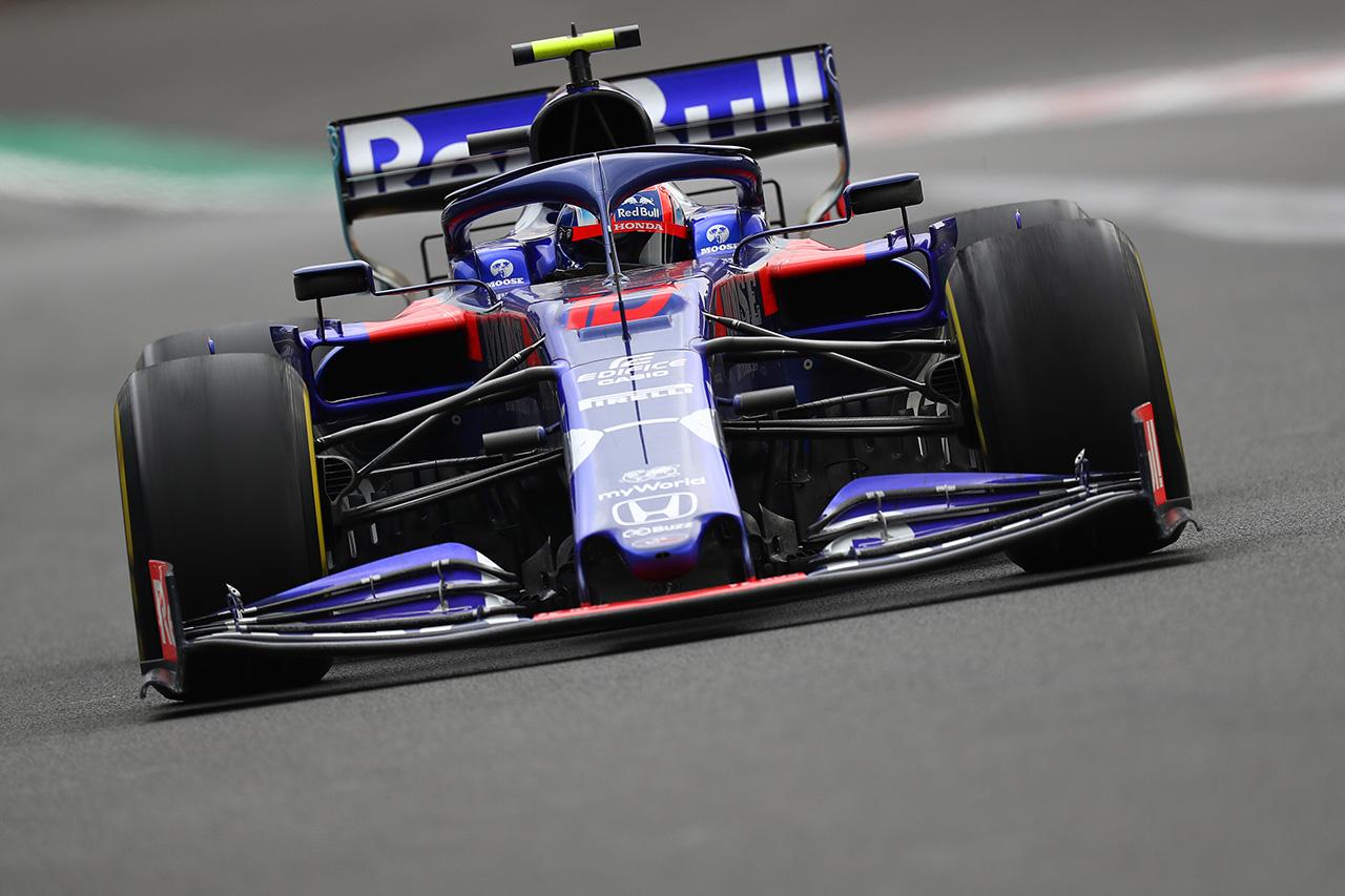 F1メキシコGP 予選Q2 結果