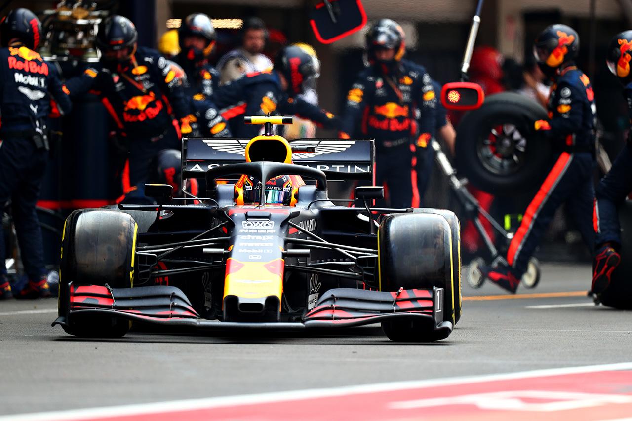 ホンダF1:2019年 F1メキシコGP 決勝レポート