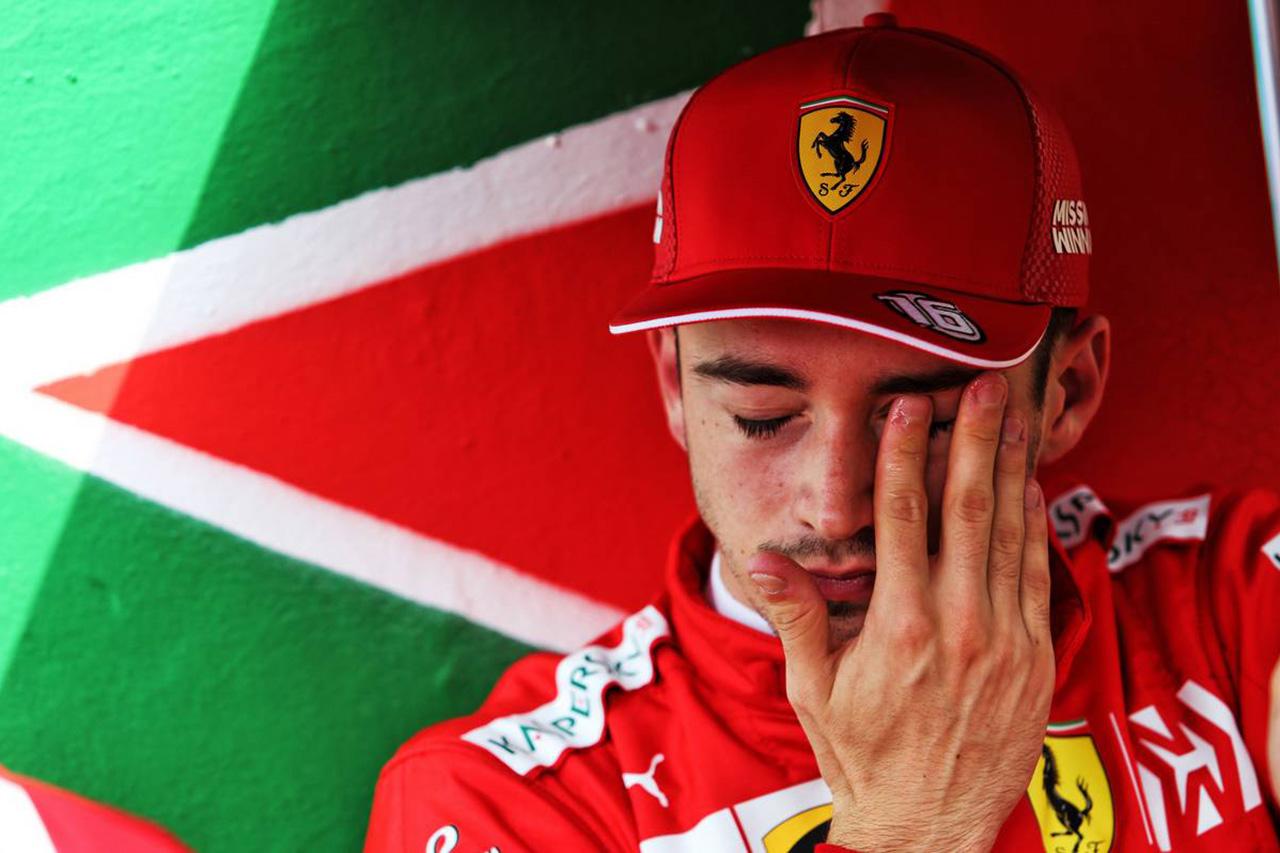 シャルル・ルクレール 「チームと一緒に最適な判断を下せるようにしたい」 / フェラーリ F1メキシコGP 決勝