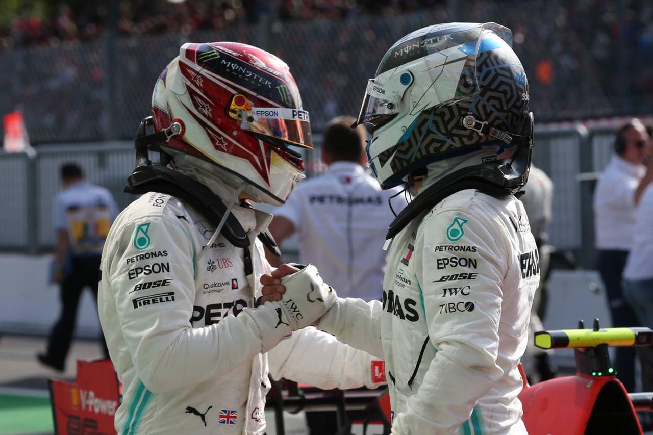 F1ポイントランキング