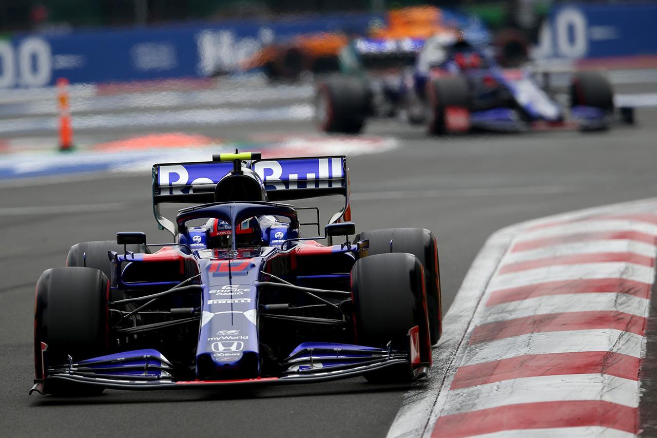 トロロッソ・ホンダ 「ソフトタイヤでの2ストップ戦略は妥協を強いた」