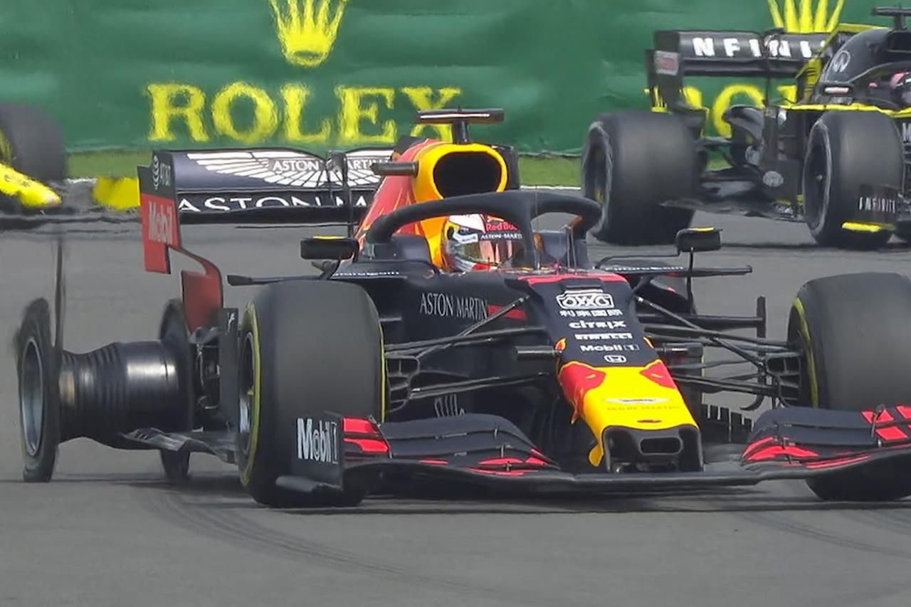 マックス・フェルスタッペン 6位まで挽回 「状況を考えれば良いレース」 / レッドブル・ホンダ F1メキシコGP 決勝