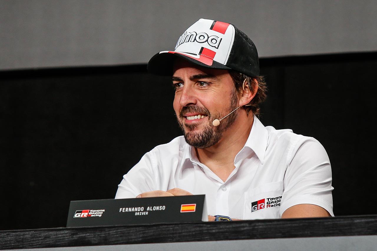 フェルナンド・アロンソ、予定していたF1アメリカGP訪問をキャンセル