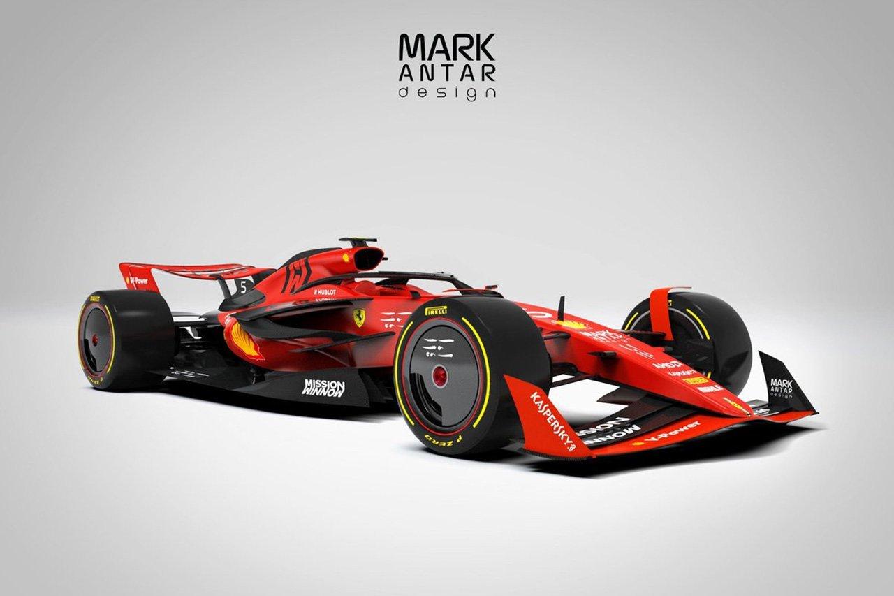 「2021年F1マシンはセクシーではない」とレッドブル上層部