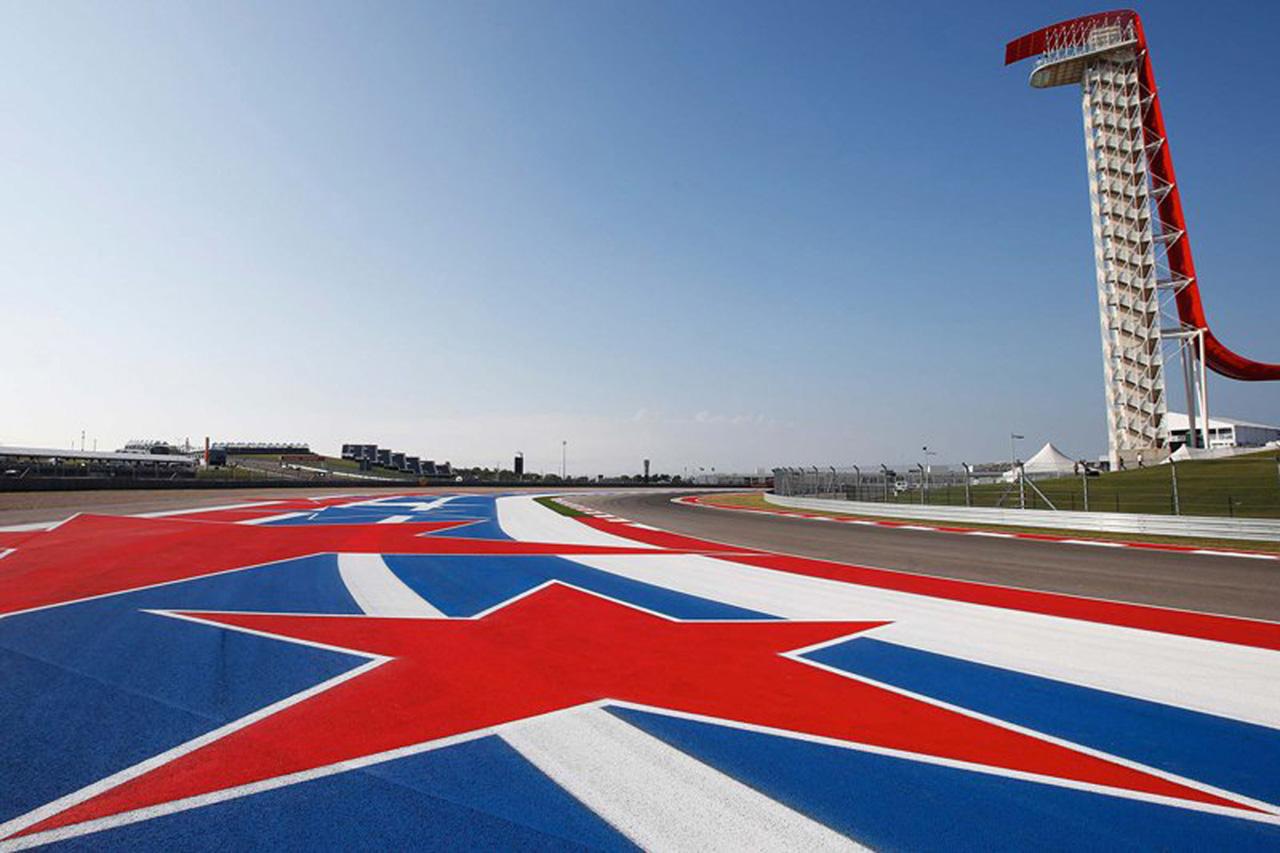 2019年 F1アメリカGP テレビ放送時間&タイムスケジュール