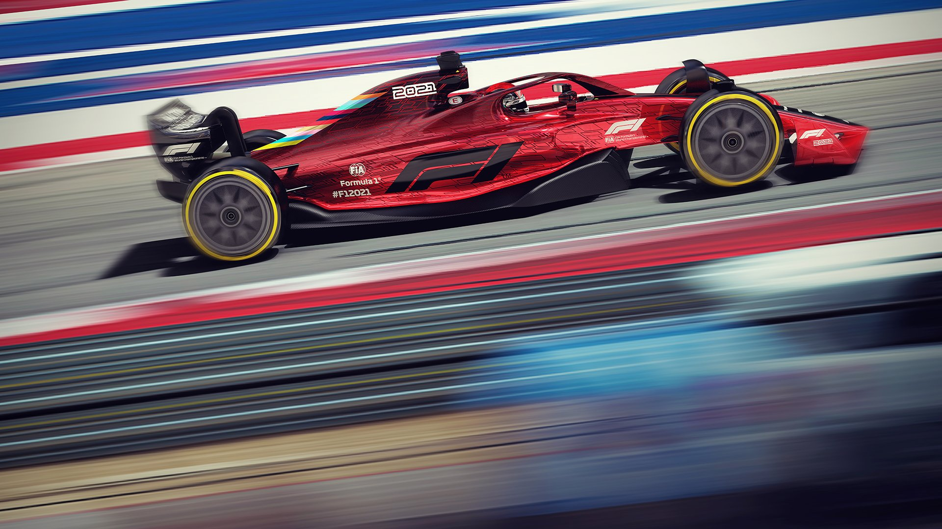 2021年F1マシン ⑫